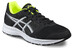 asics Patriot 8 Shoe Men Black/Silver/Safety Yellow